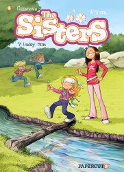 Papercutz's The Sisters Hard Cover # 7