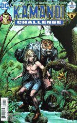 DC Comics's Kamandi Challenge Issue # 5