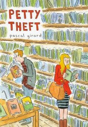 Drawn and Quarterly's Petty Theft TPB # 1