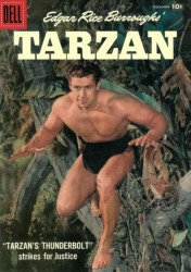 Dell Publishing Co.'s Tarzan Issue # 99