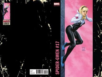 Marvel Comics's Spider-Gwen Issue # 17b