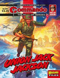 D.C. Thomson & Co.'s Commando: For Action and Adventure Issue # 5287