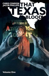 Image Comics's That Texas Blood TPB # 1