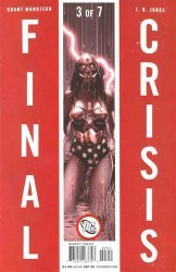 DC Comics's Final Crisis Issue # 3