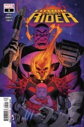 Marvel Comics's Cosmic Ghost Rider Issue # 5