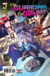 Marvel Comics's All-New Guardians of the Galaxy Issue # 2
