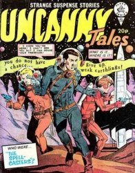 Alan Class & Company's Uncanny Tales Issue # 138