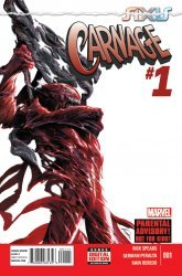 Marvel's AXIS Carnage Issue # 1