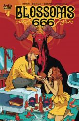 Archie Comics Group's Blossoms 666 Issue # 4c