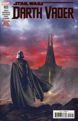 Marvel Comics's Darth Vader Issue # 23