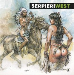 Lo Scarabeo's Serpieri West Hard Cover # 1
