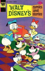 Gold Key's Walt Disney's Comics and Stories Issue # 422whitman