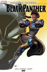 IDW Publishing's Marvel Action: Black Panther Issue # 5ri