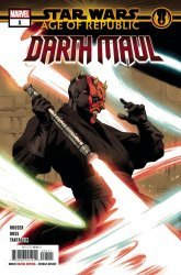Marvel Comics's Star Wars: Age of Republic - Darth Maul Issue # 1