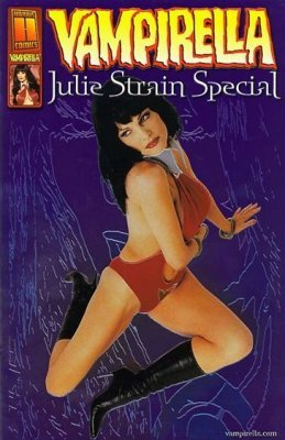Julie strain adult