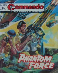 D.C. Thomson & Co.'s Commando: War Stories in Pictures Issue # 1023