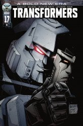 IDW Publishing's Transformers Issue # 17ri