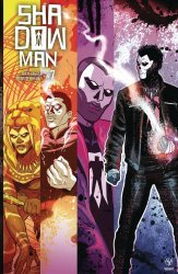 Valiant Entertainment's Shadowman Issue # 7c