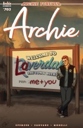 Archie Comics Group's Archie Issue # 703c