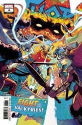 Marvel Comics's Thor Issue # 4