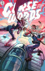 Image Comics's Curse Words Issue # 5