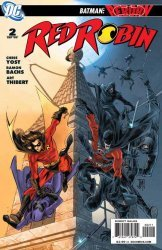 DC Comics's Red Robin Issue # 2