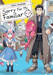 Seven Seas Entertainment's Sorry For My Familiar Soft Cover # 1