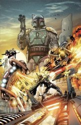 Marvel Comics's Star Wars: War of the Bounty Hunters - Alpha Issue # 1elitecomics11-b