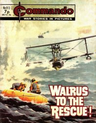 D.C. Thomson & Co.'s Commando: War Stories in Pictures Issue # 913