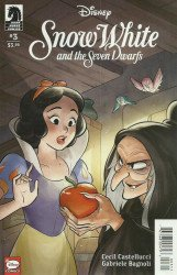 Dark Horse Comics's Disney: Snow White and the Seven Dwarfs Issue # 3