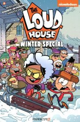Papercutz's Loud House: Winter Special Hard Cover # 1