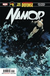 Marvel Comics's Namor: The Best Defense Issue # 1