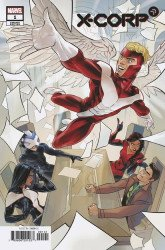 Marvel Comics's X-Corp Issue # 1d
