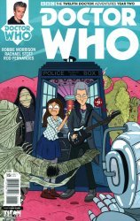 Titan Comics's Doctor Who: 12th Doctor - Year Two Issue # 15c