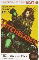 Top Cow's Witchblade Issue # 179b