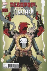 Marvel Comics's Deadpool vs Punisher Issue # 4b