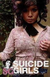 IDW Publishing's Suicide Girls Issue # 2re