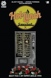 After-Shock Comics's Hot Lunch Special Issue # 2