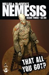 Icon's Millar & McNiven's Nemesis Issue # 3