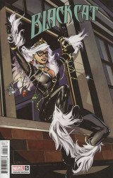 Marvel Comics's Black Cat Issue # 5c