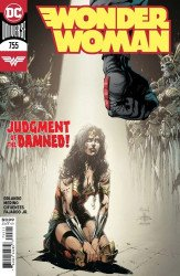 DC Comics's Wonder Woman Issue # 755