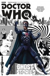 Titan Comics's Doctor Who: Ghost Stories  TPB # 1