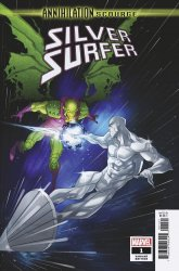 Marvel Comics's Annihilation Scourge: Silver Surfer Issue # 1b
