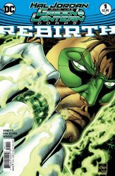 DC Comics's Hal Jordan and the Green Lantern Corps: Rebirth Issue # 1