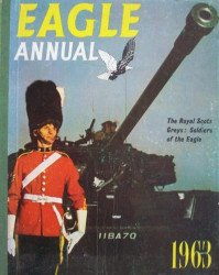 Fleetway (AP/IPC)'s Eagle Hard Cover # 1963
