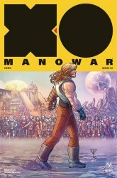Valiant Entertainment's X-O Manowar Issue # 25d