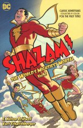 DC Comics's SHAZAM: World's Mightiest Mortal Hard Cover # 2