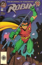 DC Comics's Robin Issue # 0b