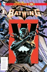 DC Comics's Batwing: Futures End Issue # 1