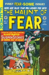 Russ Cochran's Haunt of Fear Issue # 1